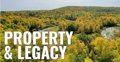 PROPERTY AND LEGACY BUTTON