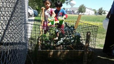 Mini grant Farm to Child Care 2