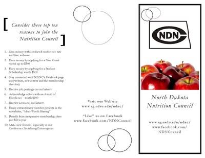 NDNC Brochure Pg1 2014