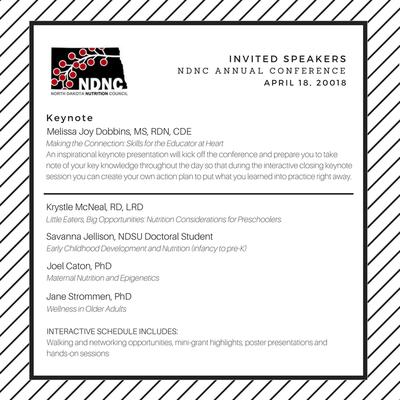 Speaker List 2018