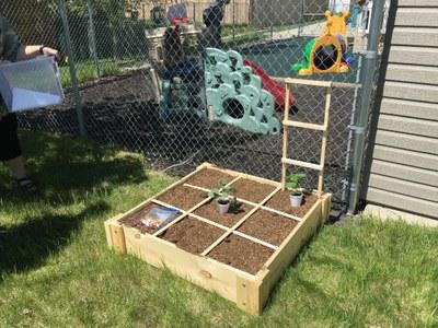 Mini grant Farm to Child Care