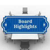 NDNC Board Highlights - Summer 2017 Board meeting