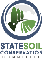 State Soil Conservation Committee Logo