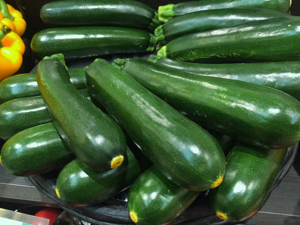 Zucchini is a versatile vegetable. (Photo courtesy of Pixabay)