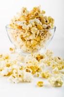Popcorn is a whole-grain snack. (Photo courtesy of Pixabay)