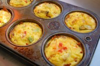 This tasty recipe includes vegetables, protein and dairy in one recipe. (NDSU photo)