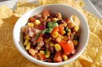 This easy-to-make recipe is a good source of fiber. (NDSU photo)
