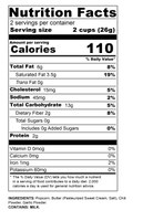 New Nutrition Facts labels will list calories more clearly and serving sizes more prominently. (NDSU photo)
