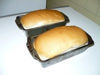 Gluten is like the framework that holds the expanding dough during rising and baking.