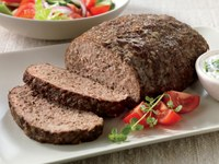 This Greek-inspired recipe can be made in a pressure cooker or in an oven. (Photo courtesy of the North Dakota Beef Commission)
