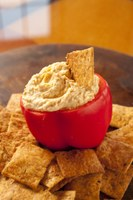 Hummus is an easy, nutritious recipe to make at home. (Photo courtesy of John Borge, Fargo, N.D.)