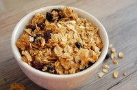 Try this easy-to-make snack after a bike ride or hike this summer. (NDSU photo)