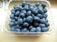 Research has linked blueberries and other antioxidant-rich foods with protection against heart disease and stroke.