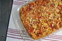 This unstuffed cabbage casserole is tasty and nutritious. (NDSU photo)