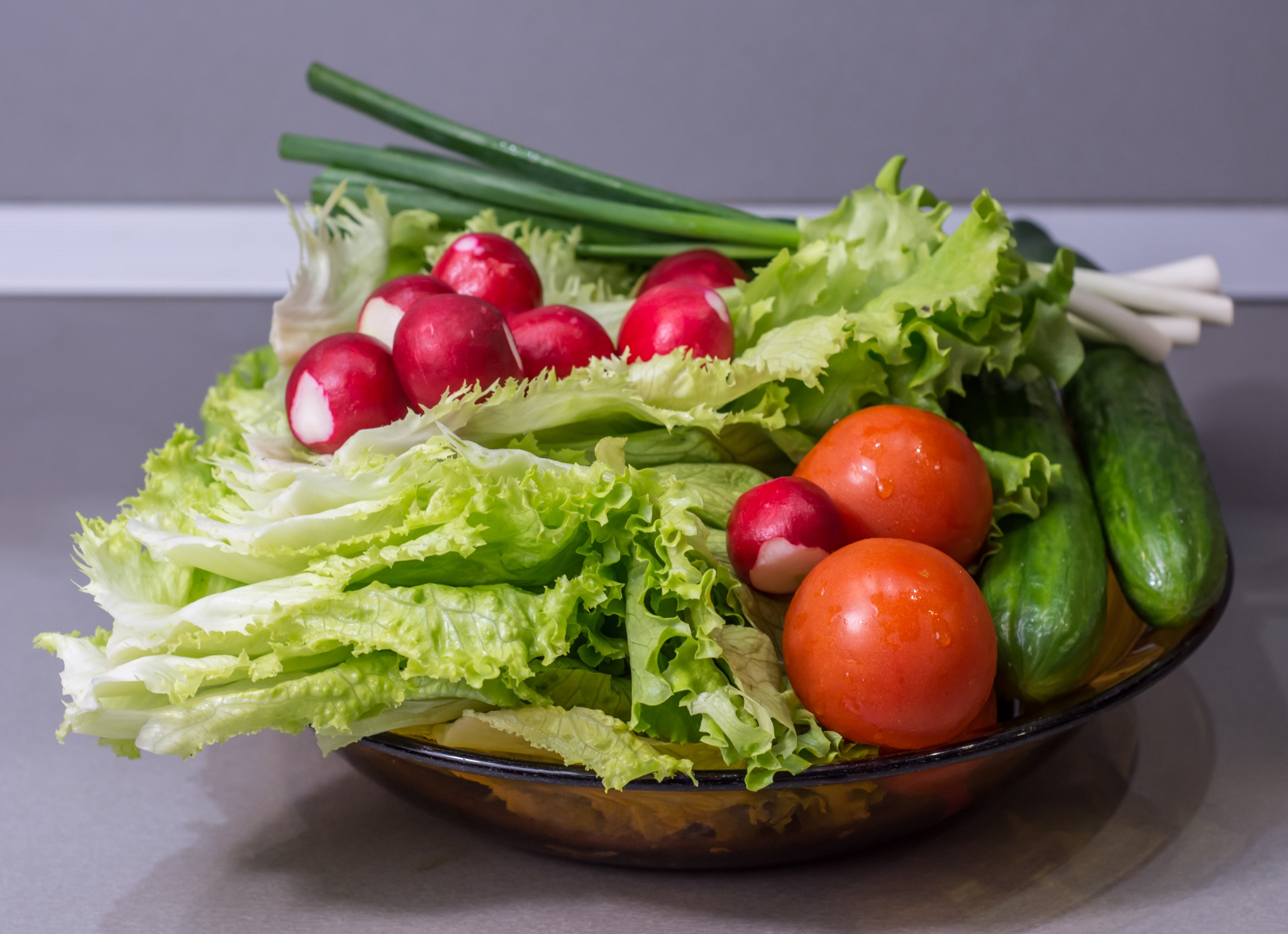 Many of us shortchange ourselves on the amount of vegetables we should consume daily, which averages about 3 cups per day for most adults. (Photo courtesy of Pixabay)