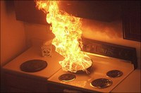 Range or cooktop fires are responsible for the vast majority of fires, injuries and deaths, according to the National Fire Protection Association.