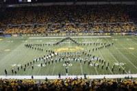 NDSU Gold Star Marching Band (NDSU photo)
