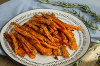 This recipe is a delicious way to enjoy fresh carrots and rosemary this fall. (NDSU photo)