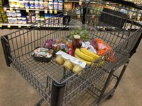 Fruits and vegetables typically are the food groups most lacking in the American diet. (NDSU photo)