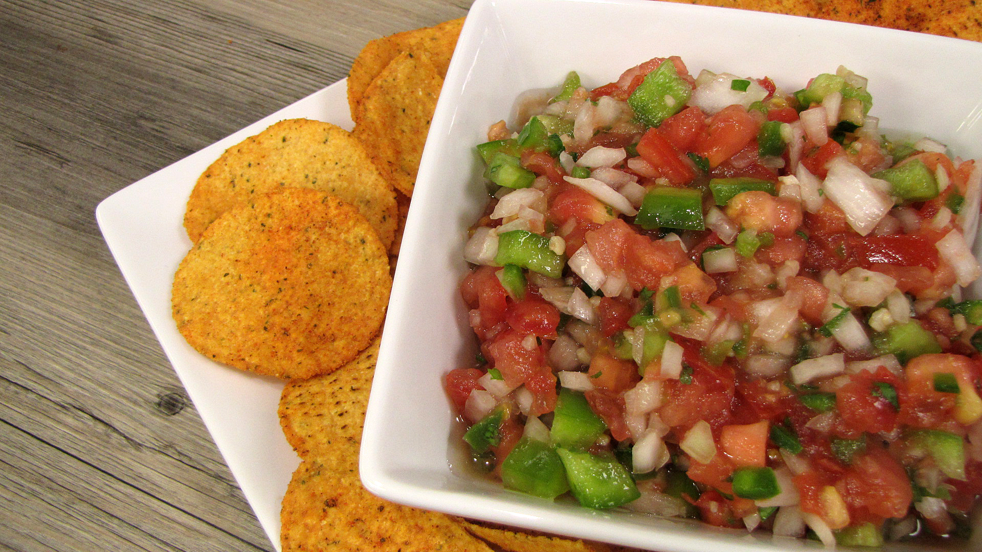 This homemade salsa can help you meet your daily vegetable recommendations. (NDSU photo)