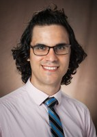 James Caton, assistant professor, NDSU Agribusiness and Applied Economics Department (NDSU photo)