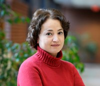 Senay Simsek, recipient of the NDSU Bert L. D'Appolonia Endowed Associate Professorship in Cereal Science and Technology of Wheat