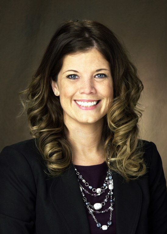 Meredith Gilroy, executive director of the North Dakota 4-H Foundation