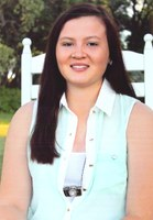 Arianna Alvarez, a Cass County 4-H member