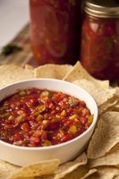 Make sure the food you preserve and serve is safe by using research-based canning methods and recipes and the right canning equipment. (NDSU photo)
