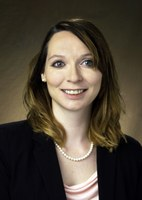 Carrie Johnson, NDSU Extension Service assistant professor, and personal and family finance specialist. (NDSU Photo)