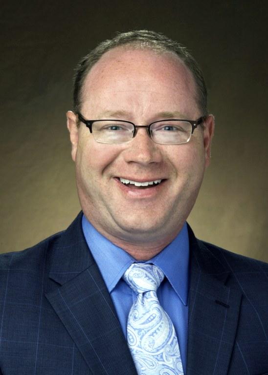 Travis Hoffman, NDSU Extension sheep specialist (NDSU photo)