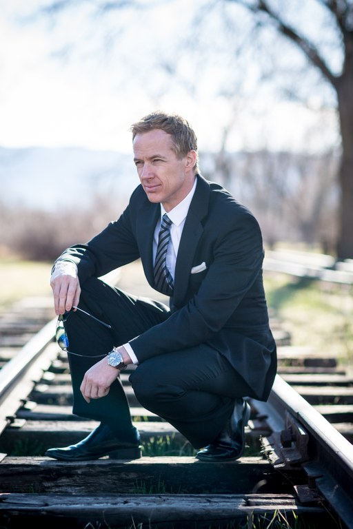 Kenyon Salo, known as the James Bond of keynote speaking, will share his bucket list life model at the Inspiring Legendary Leaders conference in Bismarck on April 11. (Photo courtesy of Kenyon Salo)