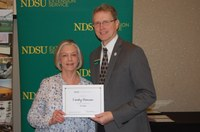 Candy Hansen, Sargent County (NDSU Photo)