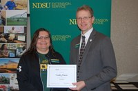 Cindy Dunn, Sioux County (NDSU Photo)