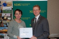 Dawn Ueckert, Golden Valley County (NDSU Photo)