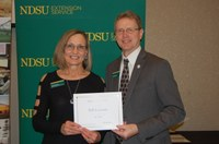 Deb Evenson, Richland County (NDSU Photo)