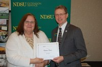 Diane Ness, Agriculture Communication (NDSU Photo)