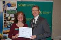 Linda Hammen, Grand Forks County (NDSU Photo)