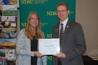 Nancy Hillen, Agriculture Communication (NDSU Photo)