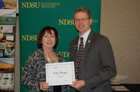 Patty Flaagan, Cass County (NDSU Photo)
