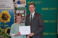 Sandi Dewald, Central Grasslands Research Extension Center (NDSU Photo)