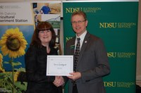 Terri Lindquist, Hettinger Research Extension Center (NDSU Photo)