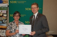 Terri Nelson, Agriculture Communication (NDSU Photo)