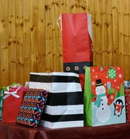 Don't let last-minute holiday shopping tempt you to overspend your budget. (NDSU photo)