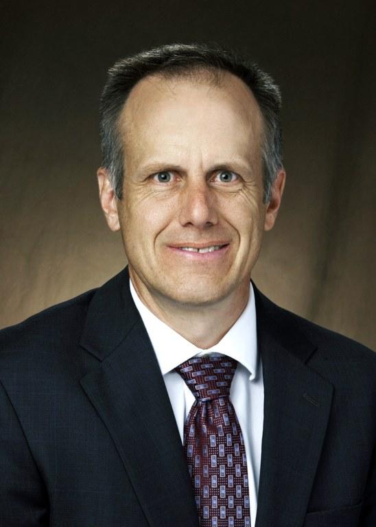 Greg Lardy will become interim NDSU Extension director July 3. (NDSU photo)