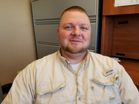 Bryon Parman, NDSU Extension assistant professor and agricultural finance specialist. (NDSU Photo)