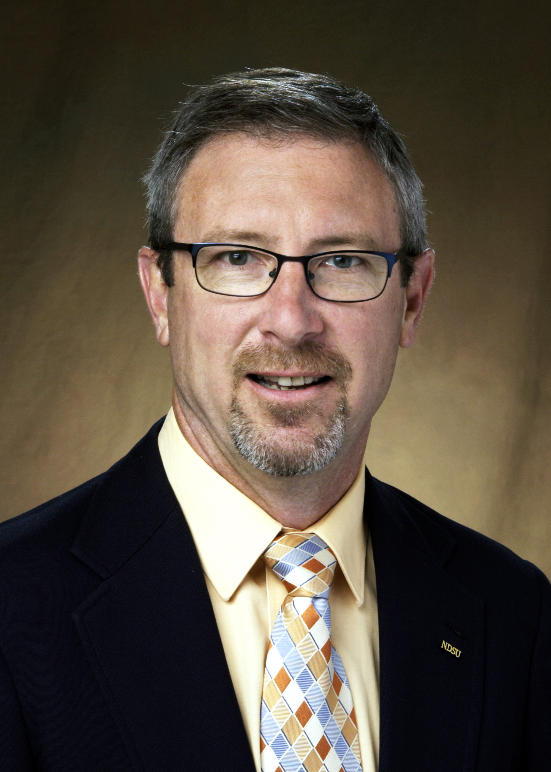 Marc Bauer is named interim head of NDSU's Animal Sciences Department. (NDSU photo)