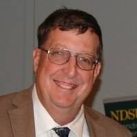 Brad Brummond, NDSU Extension agriculture and natural resources agent, Walsh County (NDSU photo)