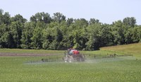 Precision spraying is just one technology that will be discussed at the Jan. 20-21 Precision Ag Summit in Jamestown. (Thinkstock photo)