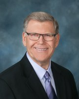 Ken Hellevang is one of two NDSU Extension staff honored for 40 years of service. (NDSU photo)